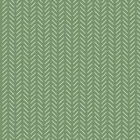 Fleur Lines Green