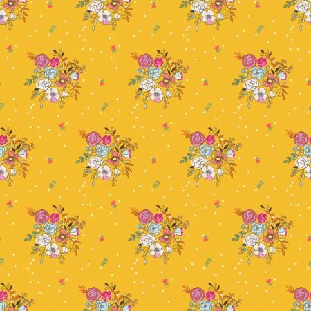 Idyllic Bouquets Mustard