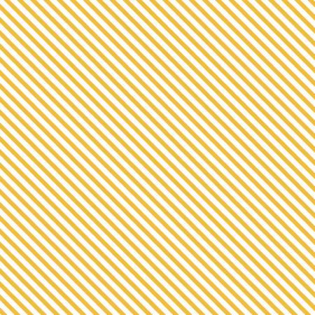 Idyllic Stripes Mustard