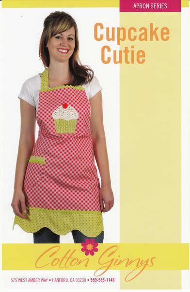 Cupcake Cutie Apron