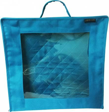 Block Showcase Bag Aqua