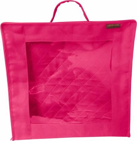 Block Showcase Bag Fuchsia