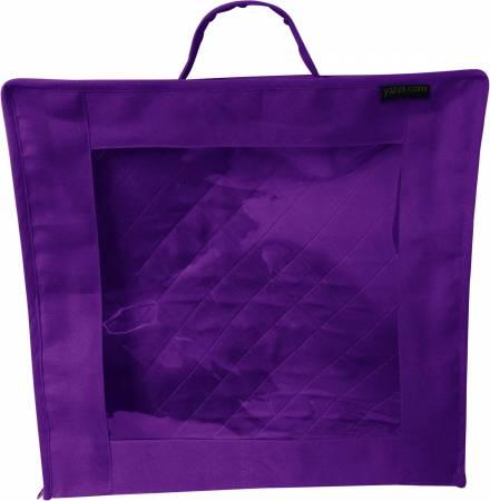 Block Showcase Bag Purple