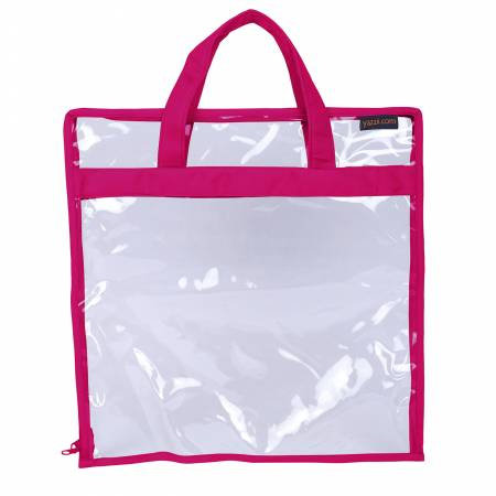 Block Carry Case Fuchsia