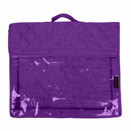 Craft Project Folder Purple