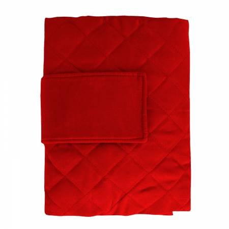 Sewing Machine Mat Red
