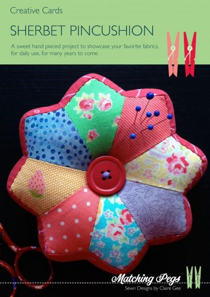 Sherbert Pincushion Pattern