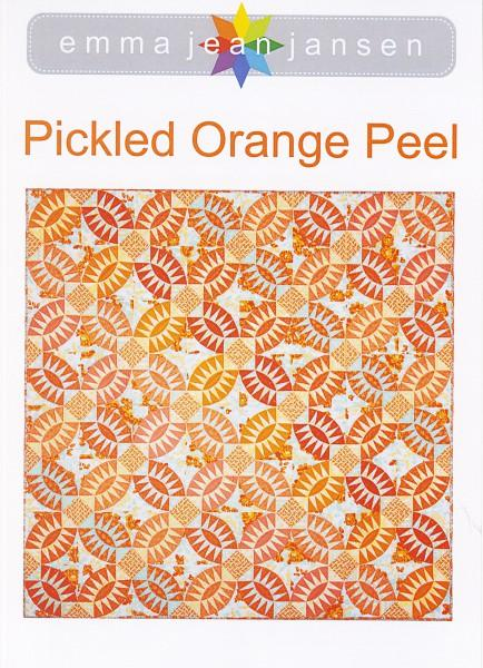 Pickled Orange Peel