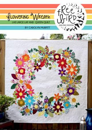 Flowering Wreath Quilt+