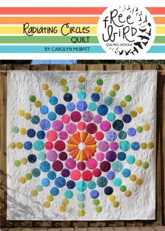 Radiating Circles - Quilt
