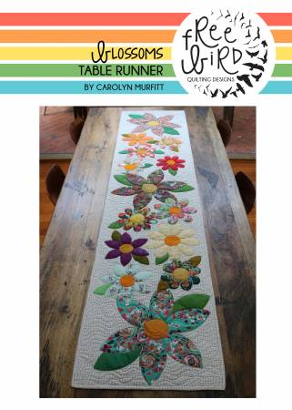 Blossoms - Table Runner