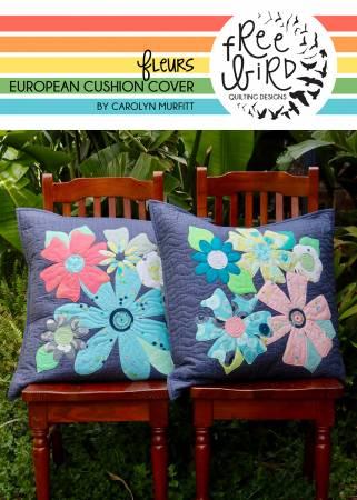 Fleurs European Cushions