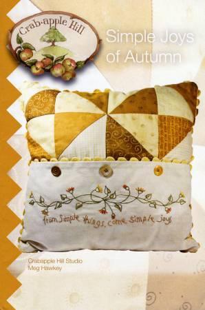 CAH #218 - Simple Joys of Autumn Pillow