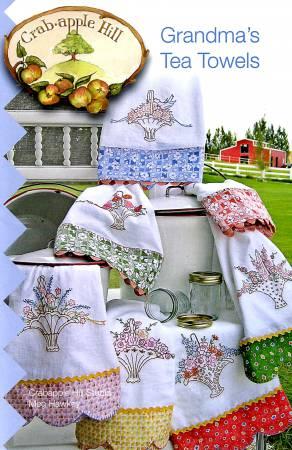 Grandma's Tea Towels