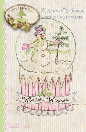 Snow Globes Block 2 Winter Wishes