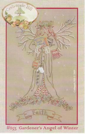 CAH #253 - Gardeners Angel of Winter - Faith