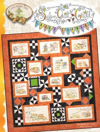Salem's Quilt Guild Quilt Campout Quilt Assembly Instructions
