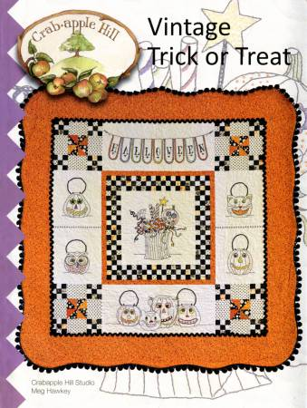 Vintage Trick Or Treat