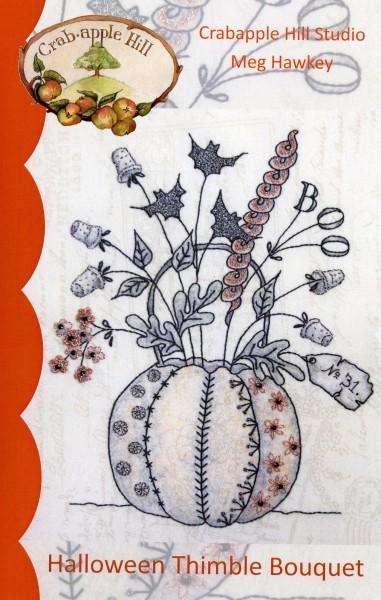CAH #328 - Halloween Thimble Bouquet