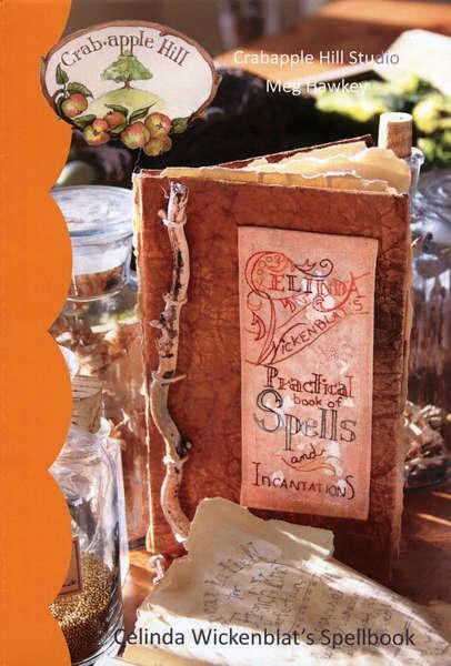CAH #329 - Celinda Wickenblat's Spellbook