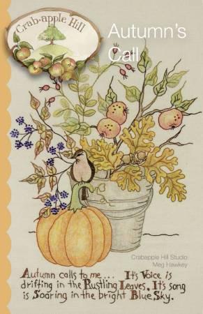 Autumn's Call Stitchery - Kit