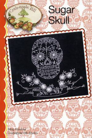 Sugar Skull Stitchery Image