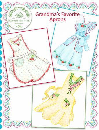 Summer Kitchen #2 - Grandma's Favorite Aprons