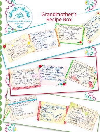 Summer Kitchen 10 Grandmother's Recipe Box