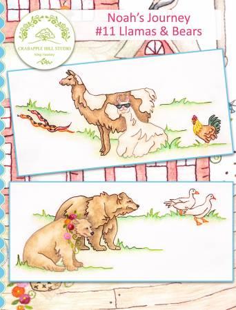 Noahs Journey #11 Llamas & Bears
