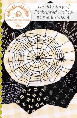 The Mystery of Enchanted Hollow 2 Spiders Web