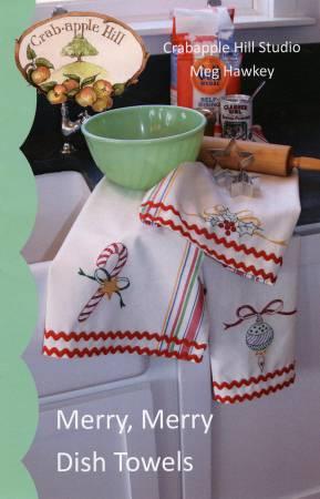 Merry Merry Dish Towel