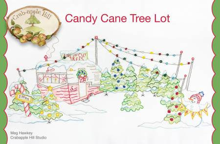 CANDY CANE TREE LOT