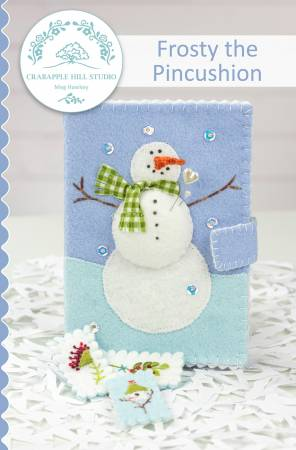 Frosty The Pincushion