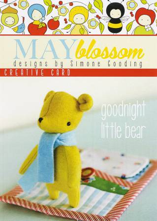 Goodnight Little Bear by May Blossom