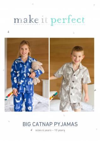 Catnap Pyjamas - Big Kids
