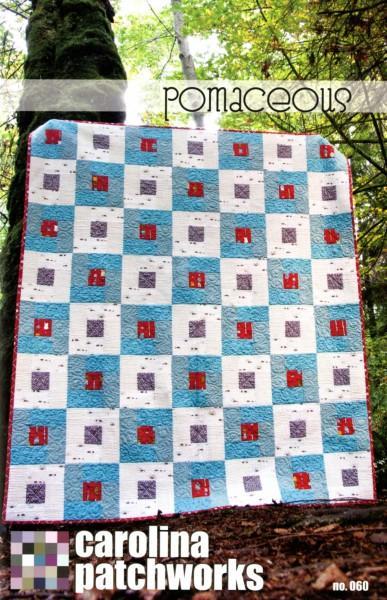 Pomaceous Quilt Pattern by Carolina Patchworks