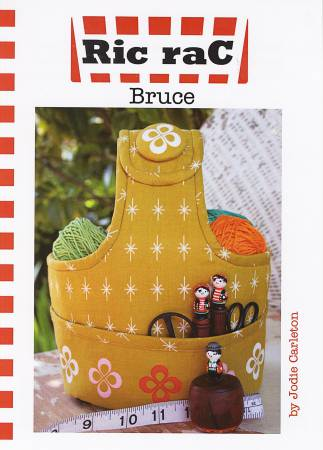 Bruce Craft Organizer Pattern
