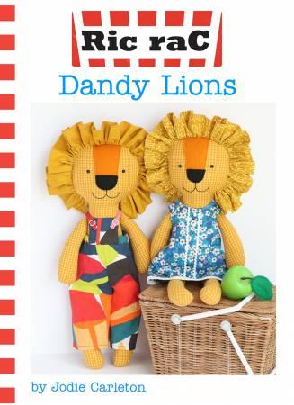 Ric Rac - Dandy Lions Pattern