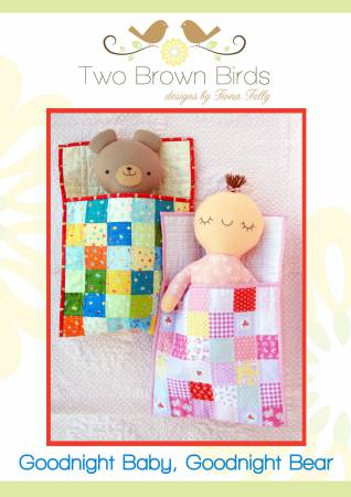 Goodnight Baby, Goodnight Bear by Two Brown Birds