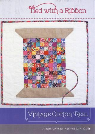 Liberty Vintage Cotton Reel