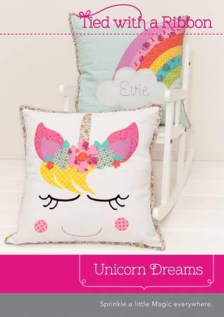 Unicorn Dreams Cushion - copy