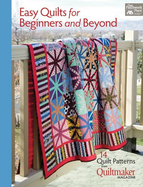Easy Quilts for Beginners and Beyond - Softcover