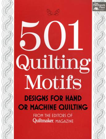 501 Quilting Motifs - Softcover