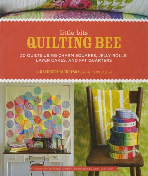 Little Bits Quilting Bee - Hardcover