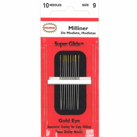 Colonial Super Glide Milliners Size 9