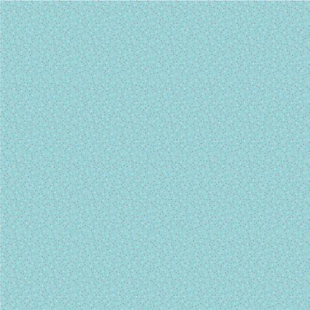 Country Confetti Blue Fabric