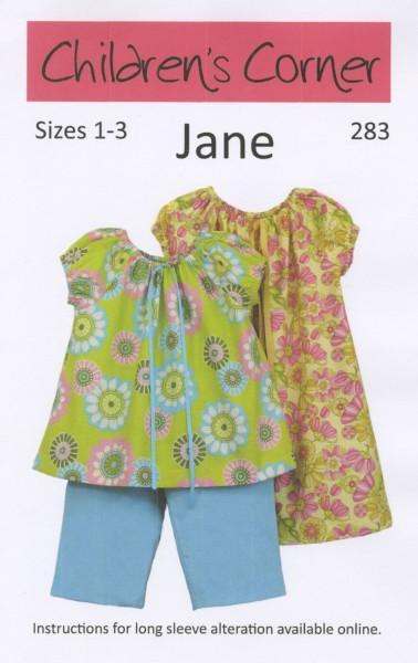 Children's Jane 1-3.  #283