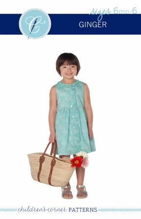 Ginger Childs Dress Pattern