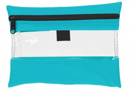 Craft Caddy Bag 8in X 6in Teal