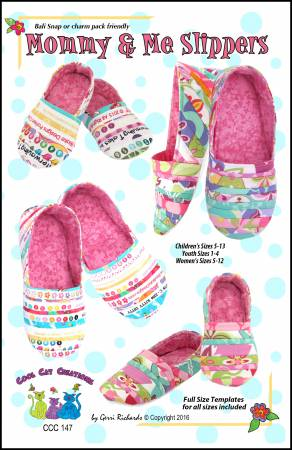 Mommy & Me Slippers - CCC147